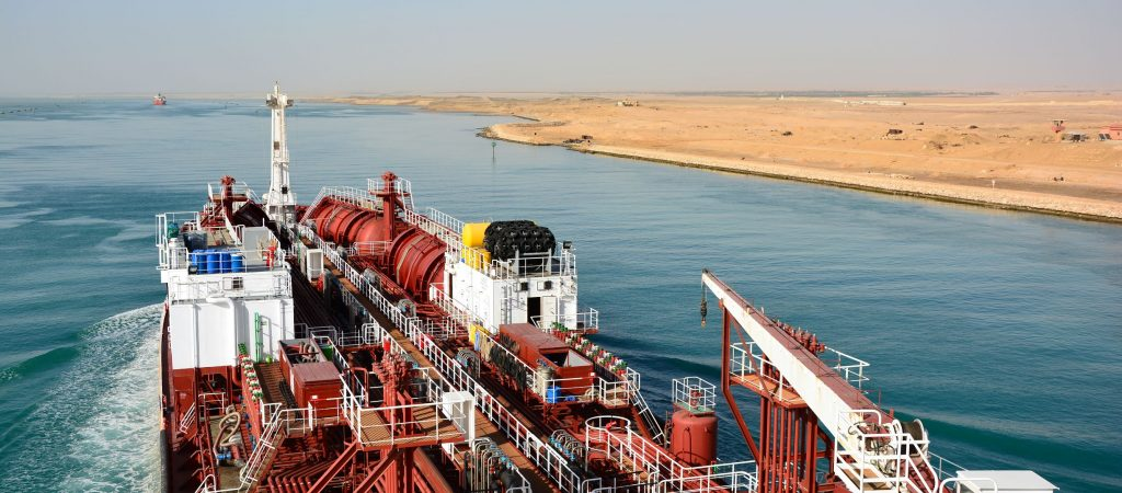 Port Fouad Gas Field - Exploration of new area